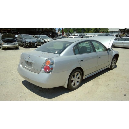 Used 2003 Nissan Altima Parts Car   Silver With Black Interior, 4 Cyl  Engine, Automatic Transmission*