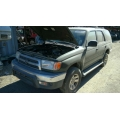 Used 2000 Toyota 4Runner Parts Car - Green with Brown interior, 4 cyl engine, Automatic transmission***