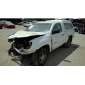 Used 2006 Toyota Tacoma Parts Car - White with gray interior, 4 cyl engine, 5 spd manual transmission