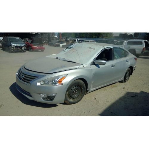 Used 2013 Nissan Altima Parts Car   Silver With Black Interior, 4 Cyl  Engine, Automatic Transmission*