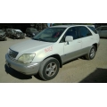 Used 2003 Lexus RX300 Parts Car - White with brown interior, 6 cyl engine, Automatic transmission*