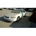 Used 2000 Toyota Camry Parts Car -  White with gray interior, 4 cylinder engine, Automatic transmission