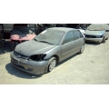 Used 2005 Honda Civic LX Parts Car - Gray with gray interior, 4 cylinder engine, Automatic transmission***