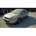 Used 2004 Honda Accord EX Parts Car - Gold with tan interior, 6 cylinder, Automatic transmission