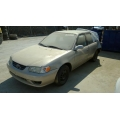 Used 2001 Toyota Corolla Parts Car -Gold with tan interior, 4 cylinder engine, Automatic transmission*