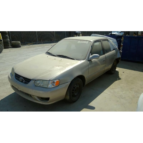 2001 toyota echo used parts