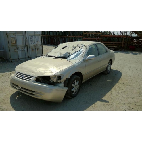 Used 1998 Toyota Camry Parts Car Gold With Tan Interior 4 Cylinder Engine Automatic