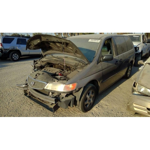Used 2000 Honda Odyssey Parts Car   Gray With Gray Leather Interior, 6  Cylinder Engine, Automatic Transmission
