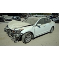 Used 2008 Honda Accord Parts Car -White with tan leather interior, 4cyl engine, automatic transmission