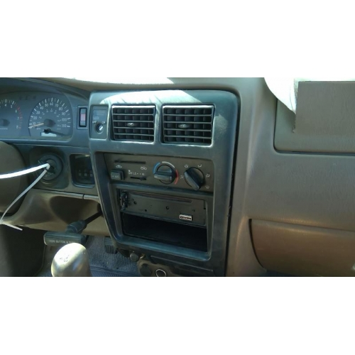 1999 Toyota Tacoma Parts Diagram | Used 1999 Toyota Tacoma Parts Car White With Brown Interior 6 Cyl