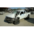 Used 1999 Toyota Tacoma Parts Car - White with brown interior, 6 cyl engine, Manual transmission
