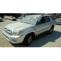 Used 2007 Toyota 4Runner Parts Car -  Gray with silver interior, 1GRFE engine, Automatic transmission