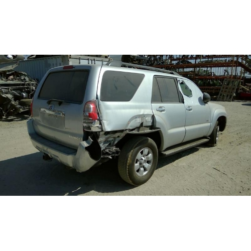 Used 2007 Toyota 4runner Parts Car Gray With Silver Interior Rhfresnotaprecycling: 2007 Toyota 4runner Parts At Amf-designs.com