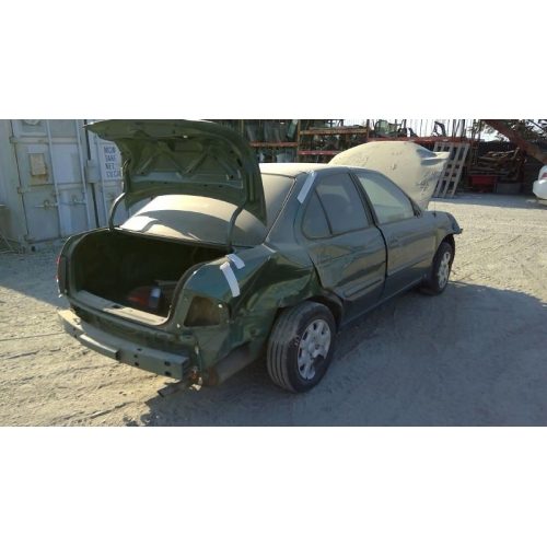Used 2000 Nissan Sentra Parts Car
