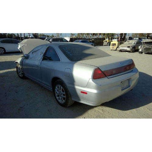 used 2001 honda accord parts car silver with black interior 6 cylinder engine automatic. Black Bedroom Furniture Sets. Home Design Ideas