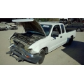 Used 1999 Toyota Tacoma Parts Car - White with gray interior, 4 cyl engine, Automatic transmission