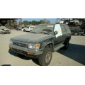 Used 1995 Toyota 4Runner Parts Car - Green with tan interior, 6 cyl engine, Manual transmission