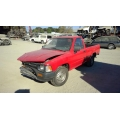 Used 1992 Toyota Pickup Parts Car - Red with gray interior, 22RE engine, 5 speed transmission