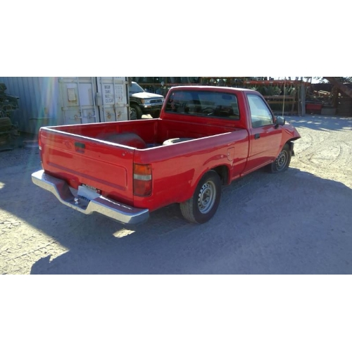 Toyota Truck Aftermarket Parts: Used 1992 Toyota Pickup Parts Car
