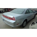 Used 2000 Honda Accord Parts Car - Silver with black interior, 4 cylinder engine, automatic transmission