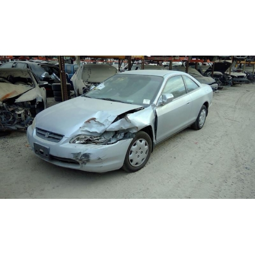 Used 2000 Honda Accord Parts Car   Silver With Black Interior, 4 Cylinder  Engine, Automatic Transmission