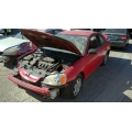 Used 2002 Honda Civic EX Parts Car -Red with tan interior, 4 cylinder engine, Automatic transmission**