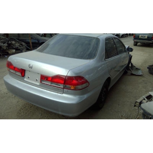 Used 2001 honda accord ex parts car silver with gray - 2004 honda accord interior parts ...