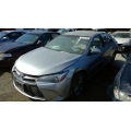 Used 2016 Toyota Camry Hybrid SE Parts Car - Gray with gray interior, 4 cylinder hybrid engine, Automatic transmission