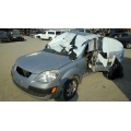 Used 2009 Kia Rio Parts Car - Silver and black interior, 4 cylinder engine, automatic transmission
