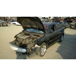 Used 2004 Mazda 3 Parts Car - Black with black leather interior, 4cyl engine, automatic transmission