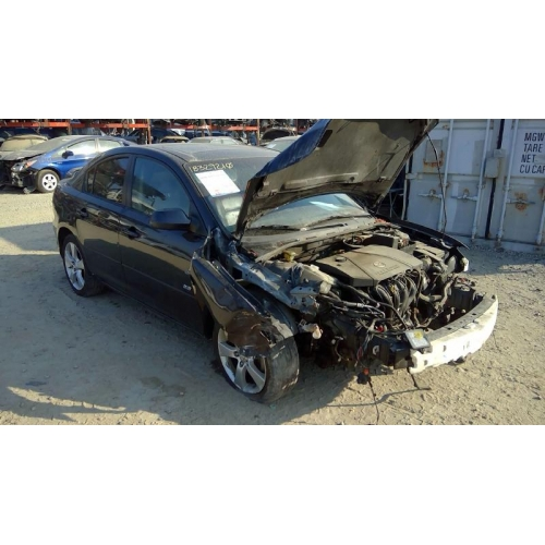 Used 2004 Mazda 3 Parts Car Black With Black Leather Interior 4cyl Engine Automatic Transmission