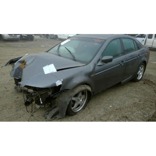 Used Acura TL Parts Car Blue With Black Leather Interior - Acura tl 2005 parts