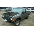 Used 1986 Nissan Pickup Parts Car - Brown exterior