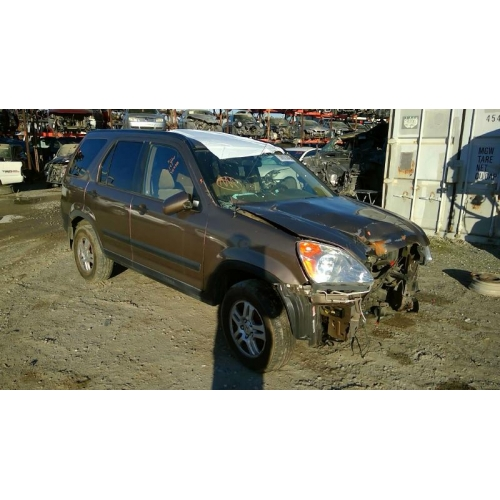 Used 2004 Honda Cr V Parts Car Gold With Tan Interior 4 Cylinder Engine Automatic Transmission