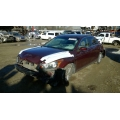 Used 2009 Honda Accord Parts Car -Burgundy with tan interior, 4cyl engine, automatic transmission