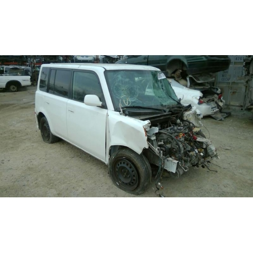 Used 2006 Scion XB Parts Car White With Black Interior 4 Cylinder Engine Automatic Transmission