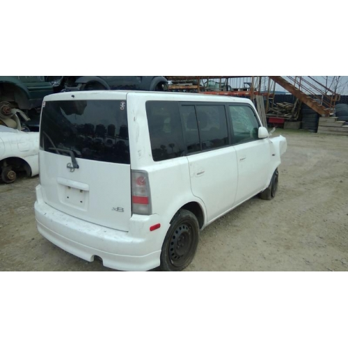 used 2006 scion xb parts car white with black interior 4. Black Bedroom Furniture Sets. Home Design Ideas