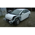 Used 2006 Honda Civic MX Parts Car - White with tan interior, 4 cylinder engine, Automatic transmission