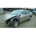 Used 2003 Toyota Corolla Parts Car - Gold with tan interior, 4 cylinder engine, Automatic transmission