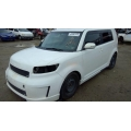 Used 2008 Scion XB Parts Car -White with black interior, 4 cylinder engine, manual transmission