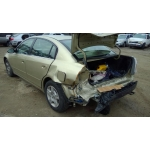 Used 2002 Nissan Altima Parts Car - Gold with tan interior, 4 cyl engine, Automatic transmission