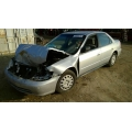 Used 2001 Honda Accord DX Parts Car - Silver with gray interior,4 cylinder engine, automatic  transmission