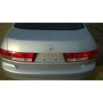 Used 2004 Honda Accord LX Parts Car - Silver with gray interior, 4 cylinder, Automatic transmission