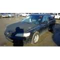 Used 2000 Honda Accord Parts Car - Black with grey interior, 6 cylinder engine, automatic transmission