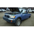 Used 1999 Toyota Tacoma Parts Car - Purple with gray interior, 6 cyl engine, Manual transmission
