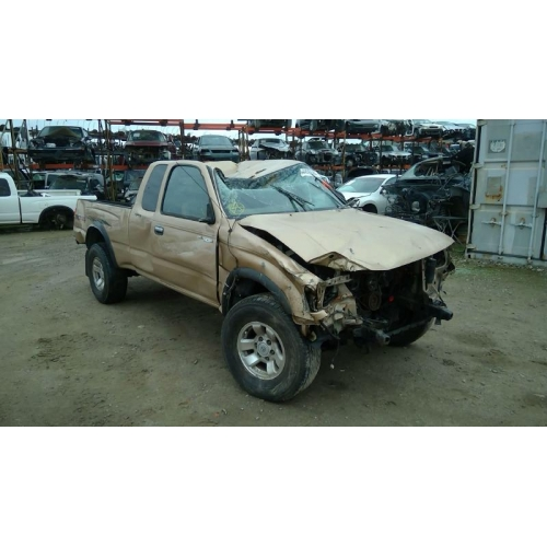 used 2000 toyota tacoma parts car gold with tan interior 6 cyl rh fresno taprecycling com 2000 toyota tacoma manual 2000 toyota tacoma manual transmission fluid