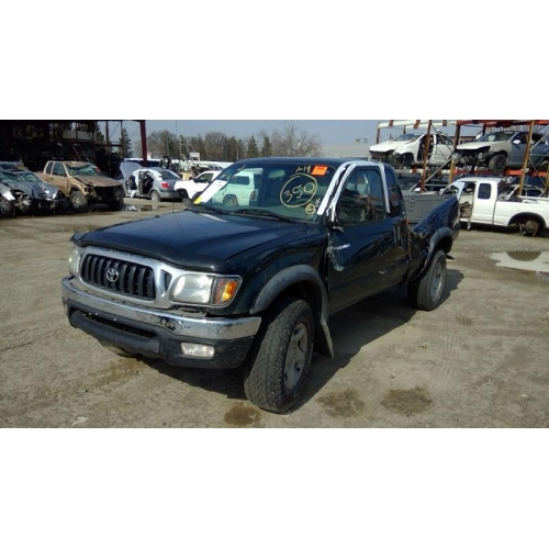 used 2001 toyota tacoma parts car green with gray interior 6 cyl rh fresno taprecycling com 2001 toyota tacoma double cab manual transmission 2001 toyota tacoma manual transmission fluid capacity
