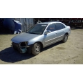 Used 2002 Honda Civic EX Parts Car - Silver with gray interior, 4 cylinder engine, Automatic transmission