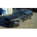 Used 2007 Scion TC Parts Car - Black with black interior, 4 cylinder engine, 5 speed manual transmission