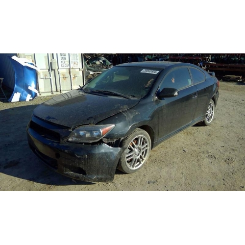 Used 2007 Scion Tc Parts Car Black With Black Interior 4 Cylinder